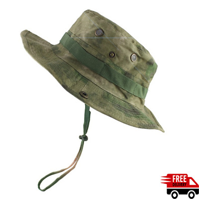 Tactical Airsoft Sniper Camouflage Boonie Hats Nepalese Cap Militares Army Mens