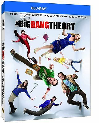 The Big Bang Theory: The Complete Eleventh Season (Blu-ray Disc, 2018)