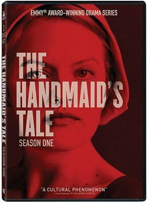 The Handmaids Tale: Season One First 1 (DVD, 2018, 3-Disc Set)