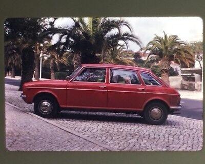 Rare Lot Ektachrome De Presse Original 1969 Essai  AUSTIN MAXI !!!