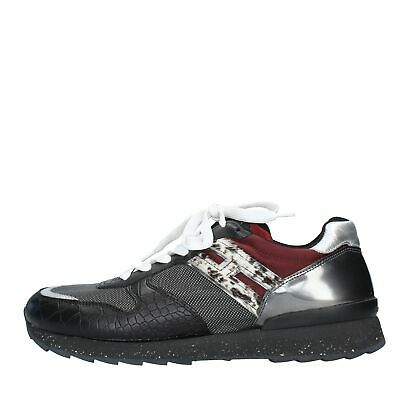 KV1154 Scarpe Sneakers HOGAN REBEL uomo Multicolore