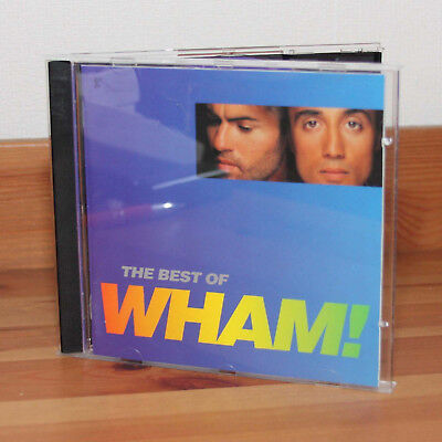Wham If You Where There The Best Of CD Album 1997 Sony Music aus Sammlung