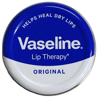 VASELINE LIP THERAPY 20gm x1 (2 different types)