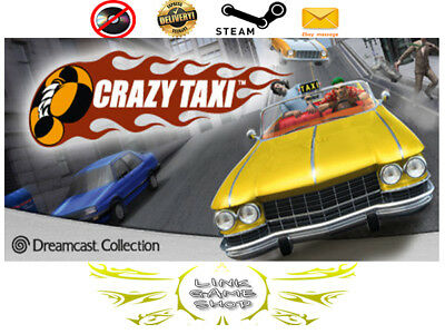 Crazy Taxi PC Digital STEAM KEY - Region Free