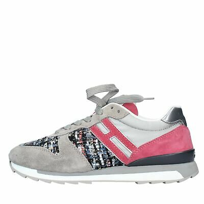 KV1162 Scarpe Sneakers HOGAN REBEL donna Multicolore ff1e0f777ba