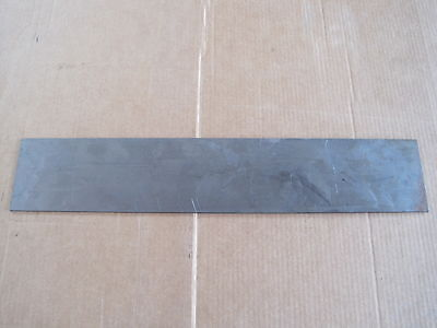 """1/4'' Steel Plate, Mild Steel, A36, 5"""" x 48"""" (.25'' Thick)"""