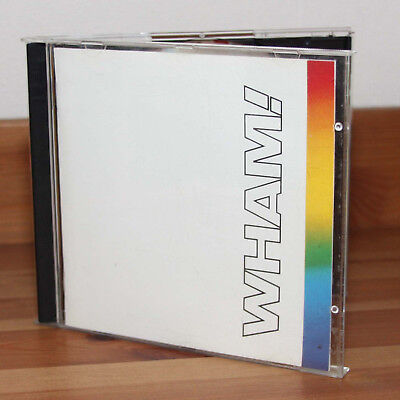 Wham! The Final CD Album 1986 Epic Sony Music aus Sammlung