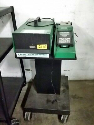 Kent Moore 5-Gas Analyzer With Stand Cart