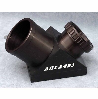 "Antares 2"" Sct Astronomy Telescope Diagonal, Not Perfect - Free Usa Shipping"