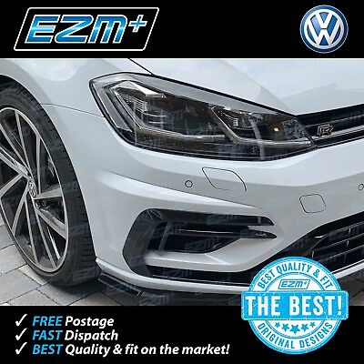 EZM Volkswagen VW Golf 7.5 MK7.5 R GTE GTI GTD Headlight Brow Stickers Decals