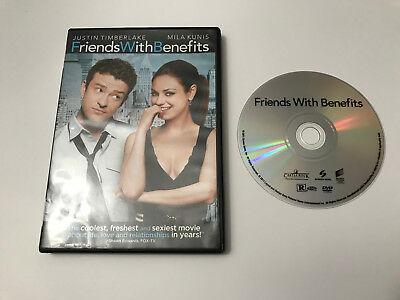 Friends with Benefits (DVD, 2011) Tested