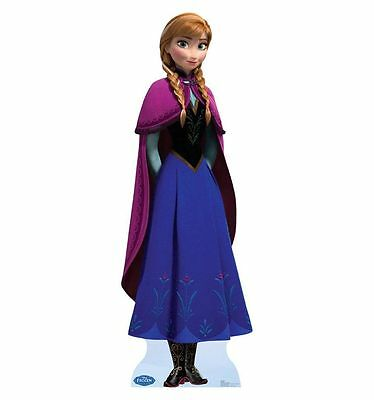 Frozen Anna Large Wall Decal, Disney Appliques Stickers Flowers