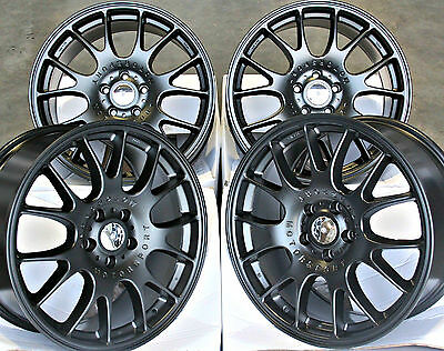 "18"" Alloy Wheels Mesh Rt Mb Fit For Ford Transit Connect Edge"