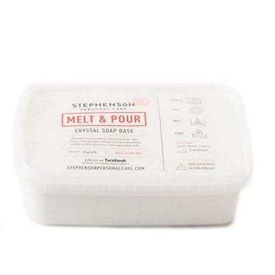 Mystic Moments Melt and Pour Soap Base - Oatmeal & Shea Butter - 1Kg