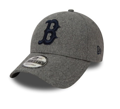 timeless design f427a 5767a New Era Boston Red Sox Winter Utility 9Forty Cap. Grey navy