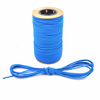 Sporting Goods 10m Hank Blue Lastoflex Elastic Bungee Rope Shock Cord Tie Down 4mm 6mm 8mm 10mm Great Varieties