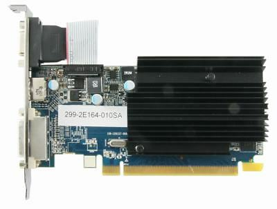 Sapphire Radeon HD 6450 1GB DDR3 Low Profile Passiv Blende PCIe (11190-02-20G)