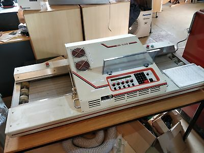 SMD Reflow oven 4 zone, OK Industries, 27-5000 6kW with Air Blade and nitrogen