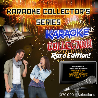 Complete Karaoke System - Every Song Ever! Licensed - Free Monthly Updates