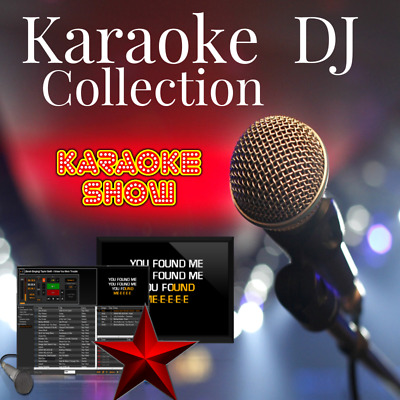 Karaoke Songs Dj Collection! - Usb Hard Drive - Karaoke Dj Lot