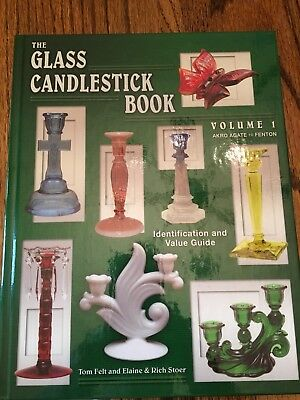 The Glass Candlestick Book. Volume 1