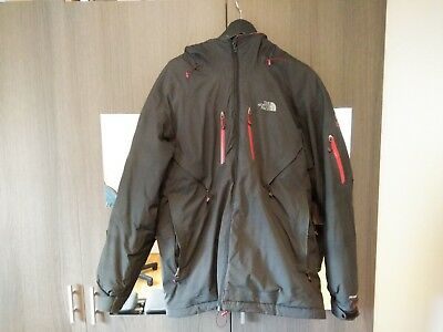 524e4e270 THE NORTH FACE Summit Series Hyvent Alpha 600 men size Goose Down jacket  size L