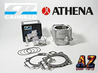 Honda TRX450R STD Bore 94mm DW Cylinder Piston Gasket kit 10.2:1 Fit 2004-2005