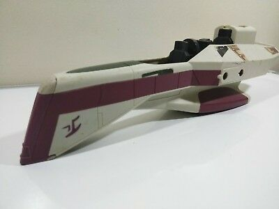 Star Wars Revenge Of The Sith ARC-170 Fighter Starfighter Ship Hasbro incomplete