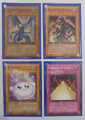 Yu-Gi-Oh Movie Card Set - Mint Condition - FREE POSTAGE