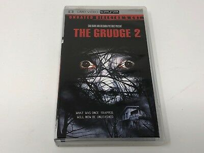 The Grudge 2 (UMD, 2007, Unrated Directors Cut) PSP movie