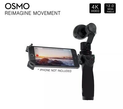DJI Osmo X3 Handheld 4K Camera and 3-Axis Gimbal ***BRAND NEW - SEALED***