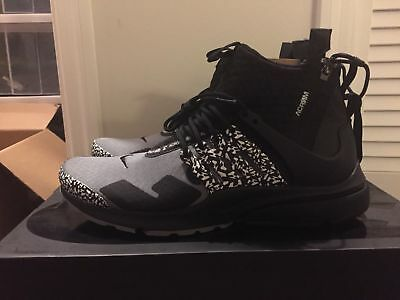 buy online cd2e3 ca90e Nike Air Presto Mid Acronym Cool Grey SIZE 12 DS AH7832-001