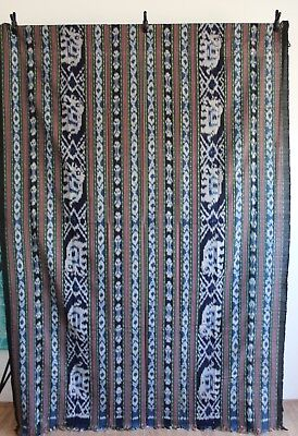 Home Decor Balinese Traditional Bed Cover/ Blanket /Tapestry