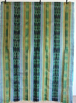 Home Decor Balinese Traditional Bed Cover/ Blanket /Tapestry Multi-Coloured