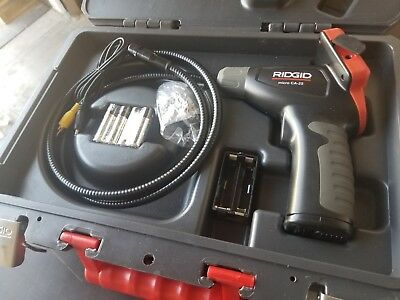 RIDGID 40043 Model Micro CA-25 Hand-Held Inspection Camera Bore-scope