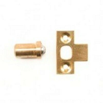 Brass Plated Bullet Catch Ls 31/65 Requires 6Mm Hole