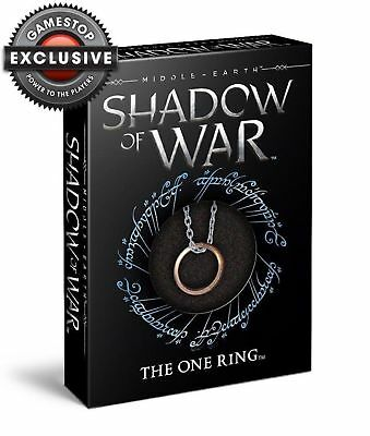 Middle-earth: Shadow of War - The One Ring Replica on 24 Chain Exclusive New