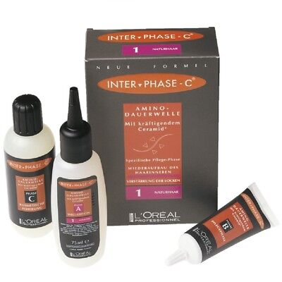 Loreal Inter-Phase-C 1 Normal Cheveux Naturels