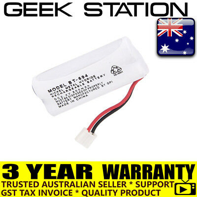 for Uniden BT694 BT694S bt-694 cordless phone replacement battery 3Yr w'ty CTB96
