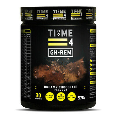 GH-REM - Stimulate GH Release & Enhance REM Sleep by Time 4 Nutrition