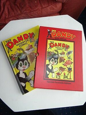 The Dandy 1939 Monster Comic Annual Special Facsimile Edition 2006 Mint