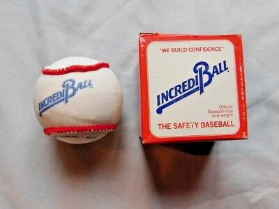 Vintage 1980's Incrediball New In box