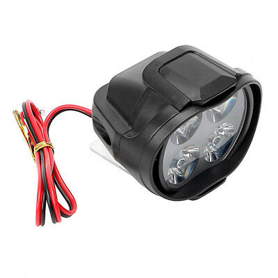 1x Motorcycle Headlight Spot  Lights Head Lamp LED Front DC12V Driving