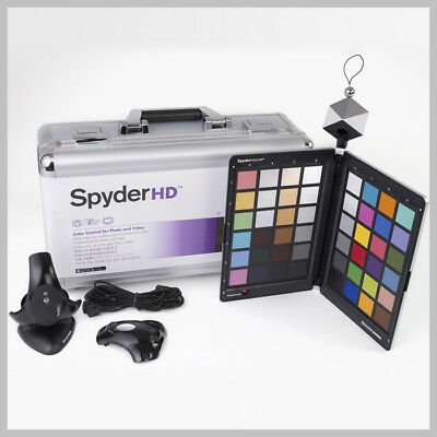 Spyderhd for Photo and Video Workflows - SHD100