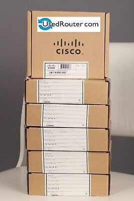 8 PCS - New Cisco 74-0458-01 Adapter CAB-25AS-MMOD