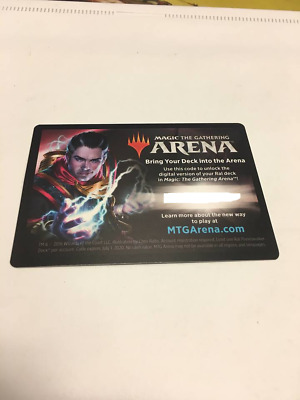 Mtg Magic Arena Code Card Planeswalker Deck Exclusive Izzet Blue Red EMAIL ONLY
