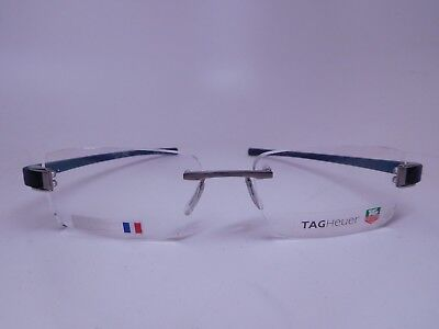 Tag Heuer TH7106 Eyeglasses Men's Made in France.