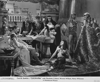 Claudette-Colbert-Warren-William-Cleopat