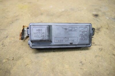 94-01 ACURA INTEGRA OEM Engine Fuse Box & Relay (engine bay