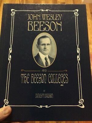 Meridian Mississippi John Wesley Beeson And The Beeson Colleges
